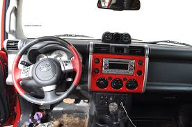 2014 Toyota Fj Cruiser Interior 2012 Toyota Fj Cruiser Trails Team Special Edition Review Rnr