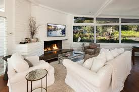 White Living Room by 8 Wintery White Rooms That Give You The Warm Fuzzies Hgtv U0027s