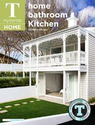 Kitchen And Bathroom Mytrends Home Kitchen And Bathroom Vol 31 No 12 By Trendsideas