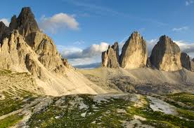 Dolomites Italy Map by Hike The Alta Via Of The Dolomites Dolomites Hiking