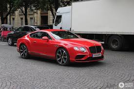 bentley red bentley continental gt v8 s 2016 11 july 2016 autogespot