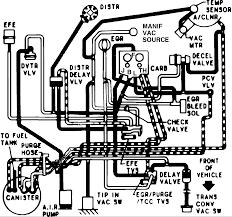 1983 chevrolet vacuum diagram van that came with 305 v8 engine