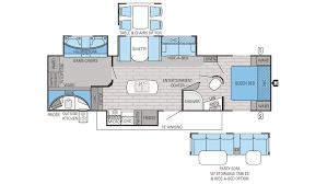28 front kitchen rv floor plans trailer front kitchen floor