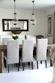decorative mirrors for dining room walls mirror size for dining
