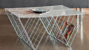 Wire Coffee Table Coffee Table