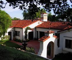 colonial revival style home spanish style homes in santa barbara california designers