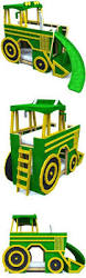 John Deere Tractor Bunk Bed Diy Tractor Bunk Bed For Boys Boys Diy And Crafts And Tractors