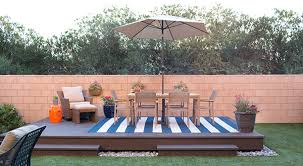 home deck plans 10 floating deck plans add visual appeal to your backyard home and