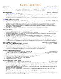 resume paraprofessional resume