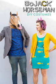 bojack horseman and princess carolyn halloween costumes sarah hearts