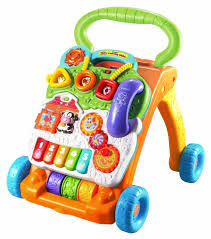 sit to stand learning walker activity toy vtechkids com