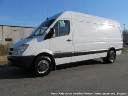 used dodge sprinter cargo vans for sale 2007 dodge sprinter 3500 170 wb extended high top cargo