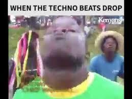 Jaw Drop Meme - when the techno beat drops youtube