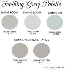 entire home paint color ideas entire house color palette