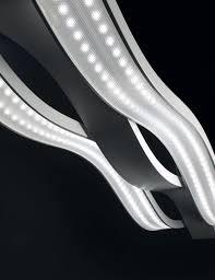 plafoniere a led da soffitto plafoniera swing 3 illuminazione design
