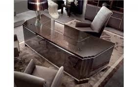 Modern Italian Office Furniture by Giorgio Absolute Presidential Desk 4080 Office Desk Pinterest
