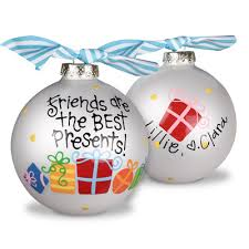 personalized ornaments glass ornaments the