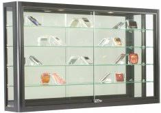 Wall Mounted Display Cabinets With Glass Doors Marvelous Wall Glass Display Cabinet Glass Wall Mounted Display