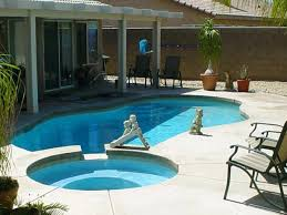 Backyard Design Ideas Small Yards Pool Landscaping Ideas For Small Yards In Ground Pool Small Yard