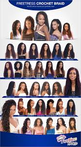 crochet natural hair styles salons in dc metro area freetress synthetic hair crochet braids bohemian braids 20 samsbeauty