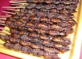 insectes dans la cuisine chouette des insectes pour dîner paperblog