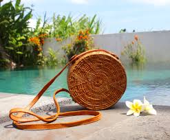 rattan round bag indonesia rattan round bag indonesia suppliers
