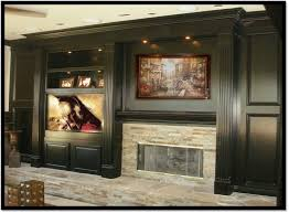 Tv Fireplace Entertainment Center by Built In Entertainment Centers Fireplace Entertainment Center