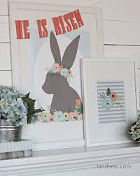 Easter Decorations On Mantel by Amusing 70 Easter Decorating Mantel Ideas Design Inspiration Of