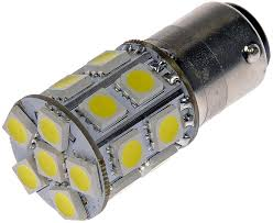 amazon com dorman 1157w smd white led turn signal light bulb