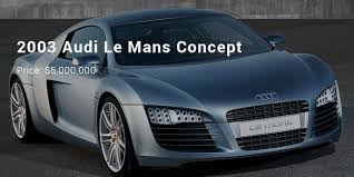 audi costly car 10 most expensive priced audi cars list expensive cars