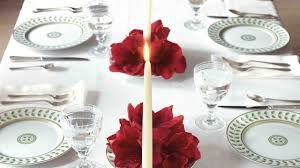video good things how to set a formal dinner table martha stewart