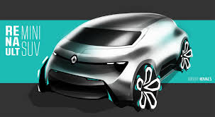 renault suv concept renault mini suv by roobi on deviantart