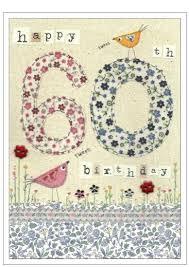 60 Birthday Cards 60 Handmade Happy 60th Birthday Card 3 50 A Great Range Of 60
