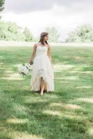 aliexpress com buy country western wedding dresses high low