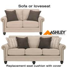 ashley milari replacement cushion cover 1300038 sofa or 1300035 love