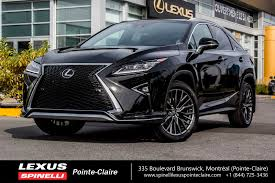 spinelli lexus lachine quebec new 2016 lexus rx 350 sport series 3 for sale in montreal stock