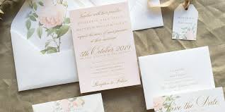 Vera Wang Wedding Invitations Wedding Invitations Calligraphy Save The Dates U0026 Stationery Cards