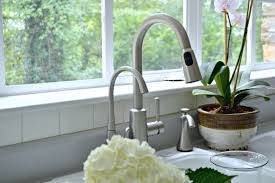 moen kitchen faucet with water filter with find faucet shut how to for outside valve had