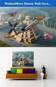 wallandmore disney wall decal mural planes for children room 63 wallandmore disney wall decal mural planes for children room 63