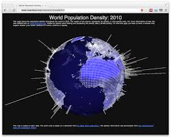 3d World Map by Html5 Render Open Data On A 3d World Globe With Three Js