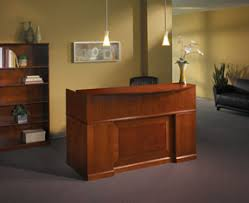 Accessible Reception Desk Sorrento Series From Mayline Office Furniture On Sale Now Half Price