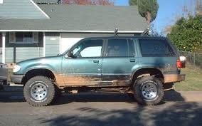 2000 ford explorer lift 2 inch lift ford explorer and ford ranger forums serious