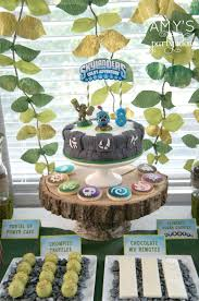 skylanders adventure party real parties i u0027ve styled amy u0027s