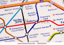 map uk cus holborn station on map piccadilly metro stock photo 363696362