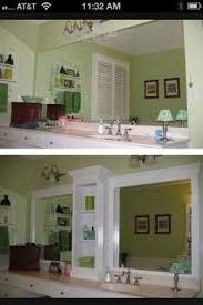 large bathroom mirrors ideas bathroom mirror ideas diy for a small bathroom large bathroom