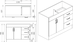 standard dimensions for kitchen cabinets kitchen cabinet standard sizes size chart ikea metric door uk