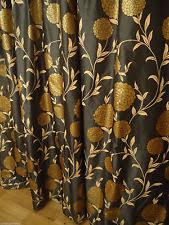 Laura Ashley Baroque Raspberry Curtains Laura Ashley Floral Curtains U0026 Pelmets With Pencil Pleat Ebay