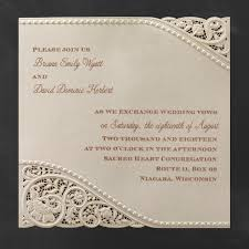 Accommodation Cards For Wedding Invitations Vintage Pearls And Lace Invitation U003e Wedding Invitations