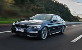 2018 bmw m550i xdrive first drive review car and driver