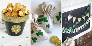 18 easy st s day crafts for adults and st